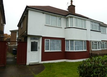 Thumbnail 2 bed maisonette to rent in Taunton Way, Queensbury