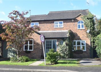 Thumbnail 4 bed detached house for sale in Fiskerton Way, Oakwood, Derby