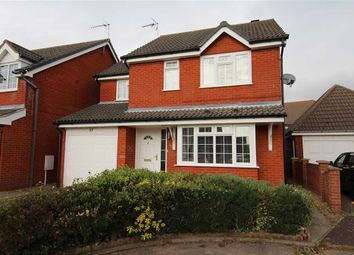Thumbnail 4 bed detached house for sale in Herbert Road, Grange Farm, Kesgrave, Ipswich