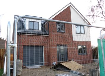 Thumbnail 4 bed detached house for sale in Long Meadows, Dovercourt, Harwich