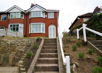 Thumbnail 3 bed semi-detached house for sale in Sandy Lane, Prestwich, Manchester