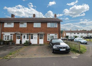 Thumbnail 3 bed end terrace house for sale in Treyford Close, Crawley, West Sussex.