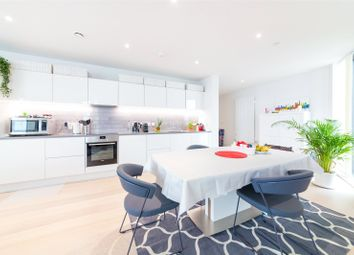 Thumbnail 3 bedroom flat for sale in Summerston House, 51 Starboard Way, Royal Wharf, London