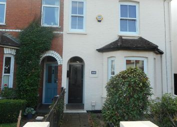 Thumbnail 3 bedroom terraced house to rent in Fordwater Road, Chertsey