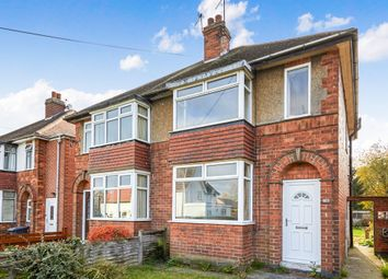 Thumbnail 2 bed semi-detached house for sale in Ashby Road, Newbold Coleorton, Coalville