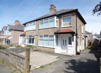 Thumbnail 1 bedroom flat for sale in Tranmere Crescent, Heysham, Morecambe