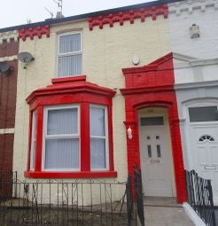 Thumbnail 3 bedroom terraced house for sale in Bedford Road, Bootle, Merseyside