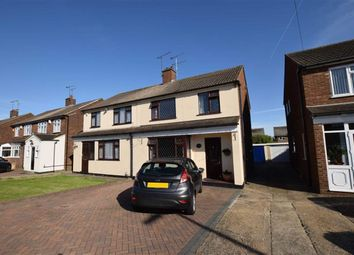 Thumbnail 3 bed semi-detached house for sale in Abbotts Drive, Stanford-Le-Hope, Essex