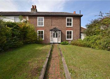 Thumbnail 3 bedroom semi-detached house for sale in Manor Road, Wallington, Surrey