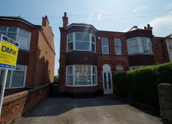 Thumbnail 3 bed semi-detached house to rent in Haywood Road, Mapperley, Nottingham