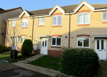 Thumbnail 2 bedroom terraced house to rent in Melville Gardens, Sarisbury Green, Southampton