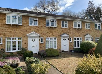 Thumbnail 3 bedroom terraced house to rent in Regency Drive, West Byfleet, Surrey
