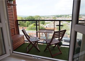 Thumbnail 2 bed flat for sale in Heol Cae Tynewydd, Loughor
