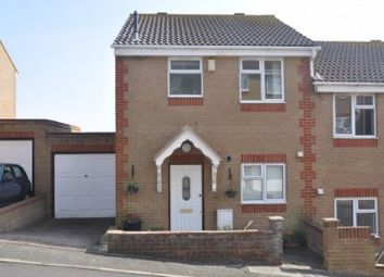 Thumbnail 3 bed end terrace house for sale in Badgers Close, Newhaven, East Sussex, .
