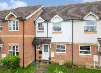 Thumbnail 2 bed terraced house for sale in Dove Close, Park Farm, Ashford