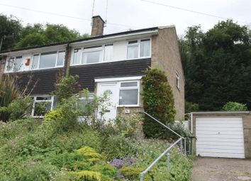 Thumbnail 3 bed semi-detached house for sale in Dean Garden Rise, High Wycombe