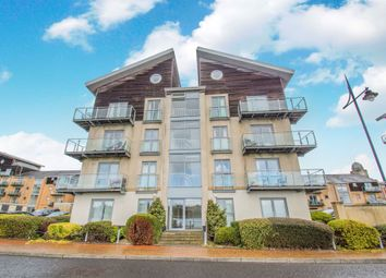 Thumbnail 1 bedroom flat for sale in Cei Dafydd, Barry