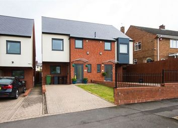 Thumbnail 3 bed semi-detached house for sale in Sandringham Road, Penn, Wolverhampton, West Midlands