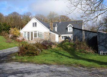 Thumbnail 5 bed detached bungalow for sale in Cysgod Y Coed, Llandyfan, Ammanford
