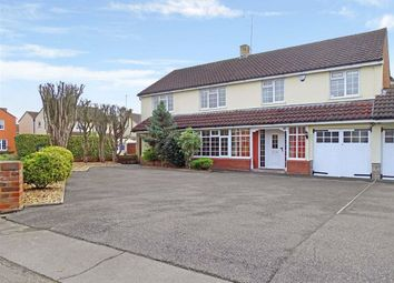 Thumbnail 4 bed detached house for sale in Exeter Road, Chelmsford, Essex