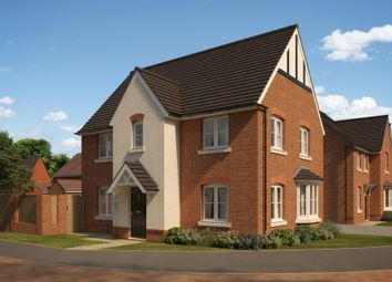"Thumbnail 4 bedroom detached house for sale in ""Hollinwood"" at The Walk, Withington, Hereford"