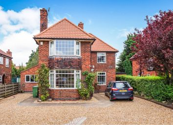 Thumbnail 4 bed detached house for sale in Selby Road, York