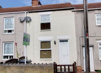Thumbnail 2 bed terraced house to rent in Burnell Street, Brimington, Chesterfield, Derbyshire