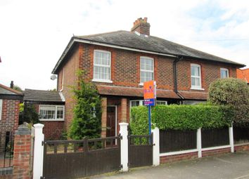 Thumbnail 3 bed semi-detached house for sale in Oval Gardens, Gosport