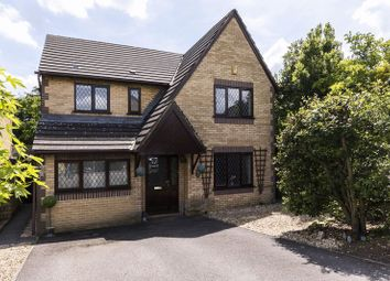 Thumbnail 5 bed detached house for sale in Russet Way, Peasedown St. John, Bath