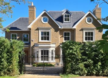 Thumbnail 6 bed detached house for sale in Rowley Green Road, Barnet