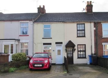 Thumbnail 2 bed terraced house for sale in Bramford Road, Ipswich