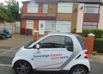 Thumbnail 3 bedroom semi-detached house to rent in Kingsland Road, Bolton