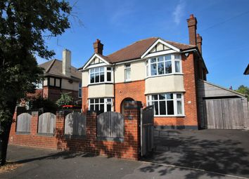 Thumbnail 4 bedroom detached house to rent in Bethia Road, Queens Park, Bournemouth