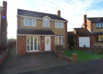 Thumbnail 4 bed detached house to rent in Riverside Gardens, Bolton-Upon-Dearne, Rotherham