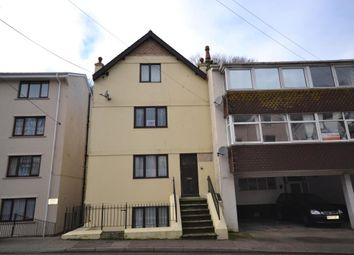 Thumbnail 1 bed flat to rent in Bolton Street, Brixham, Devon