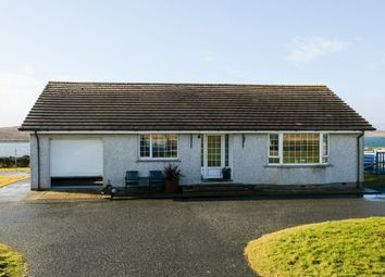 Thumbnail 4 bed detached bungalow for sale in Breasclete, Isle Of Lewis