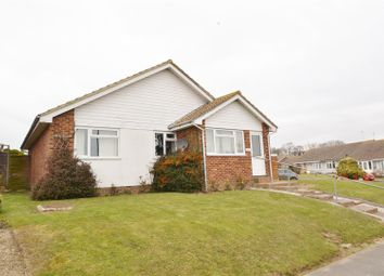 Thumbnail 3 bed detached bungalow for sale in Kingfisher Drive, Eastbourne