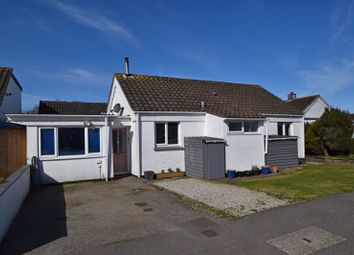 Trewithen Parc, St. Newlyn East, Newquay TR8. 4 bed detached bungalow for sale