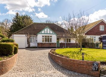 Thumbnail 4 bed detached bungalow for sale in Cudham Lane North, Orpington