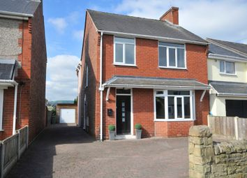 Thumbnail 3 bed detached house for sale in Springfield Avenue, Chesterfield
