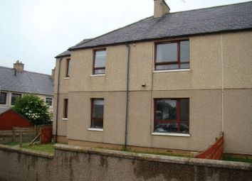 Thumbnail 2 bed flat for sale in 2 Holborn Avenue, Thurso, Caithness