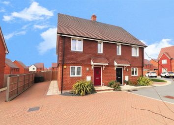 Thumbnail 3 bed semi-detached house for sale in Forrest Shaw, Ebbsfleet Valley, Swanscombe