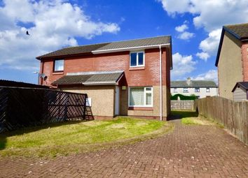 Thumbnail 2 bed semi-detached house for sale in Rosomond Court, Gretna, Dumfries And Galloway