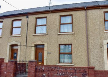 Thumbnail 3 bed terraced house for sale in Mountain Road, Upper Brynamman, Ammanford