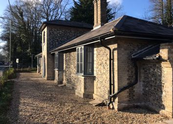 Thumbnail 1 bedroom bungalow to rent in The Street, Great Barton, Bury St. Edmunds