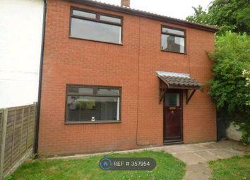 Thumbnail 3 bed end terrace house to rent in Grasdene Grove, Birmingham