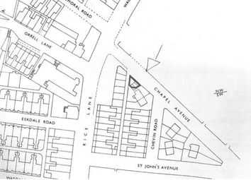 Thumbnail Land for sale in Chapel Avenue, Walton, Liverpool