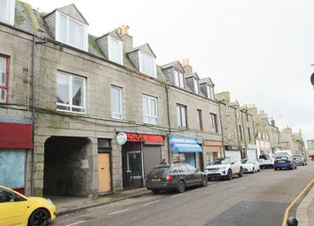 Thumbnail 1 bed flat for sale in 59 C, High Street, Fraserburgh AB439Et