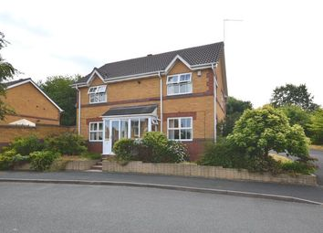 Thumbnail 4 bed detached house for sale in Fireclay Drive, St. Georges, Telford