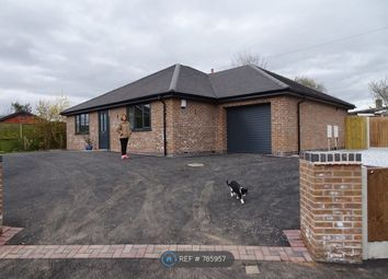 Thumbnail 3 bed bungalow to rent in Audmore, Stafford